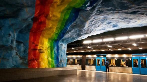 metro de Estocolmo (10)