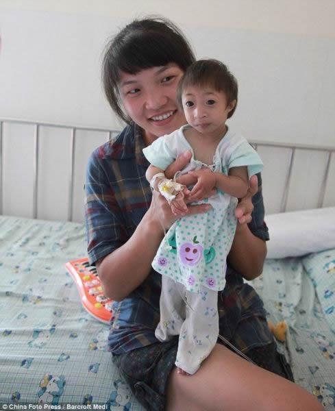 La niña más pequeña del mundo (1)