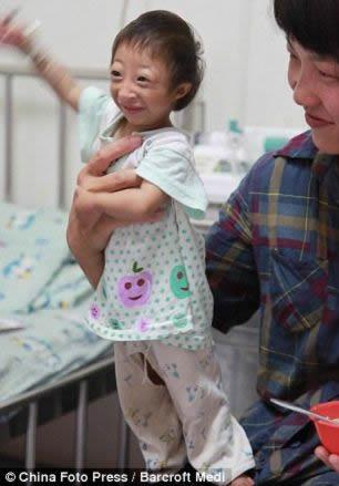 La niña más pequeña del mundo (4)
