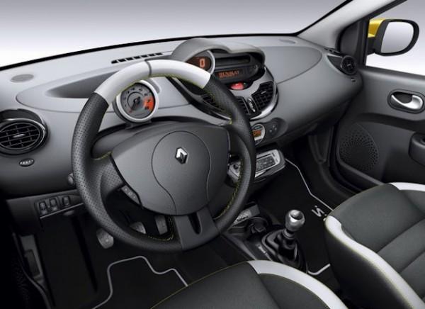 Renault Twingo interiores