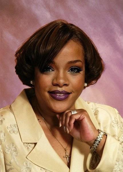 Rihanna madre