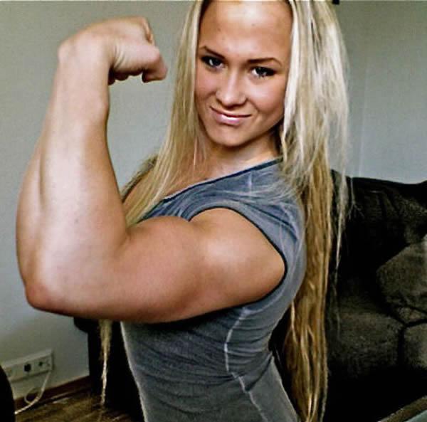 Sarah Backman, una chica fuerte (16)