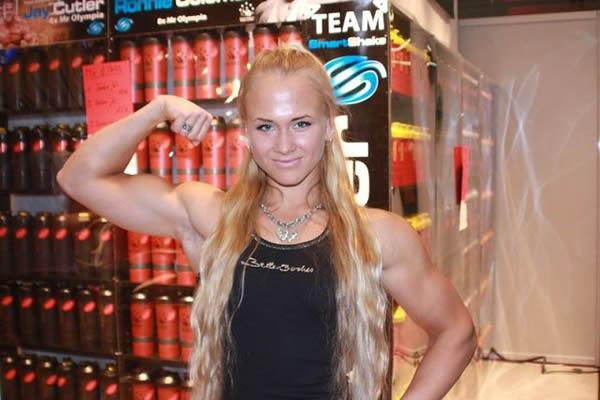Sarah Backman, una chica fuerte (11)