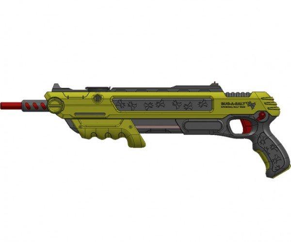 BUG-A-SALT pistola mata moscas
