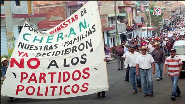 Cheran, Michoacan