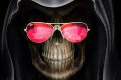 muerte glam