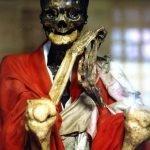 Momias monstruos de Japón
