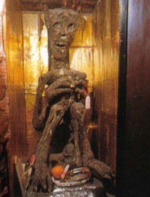 momia demonio Daijōin