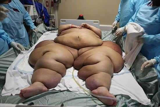 Mayra Rosales super gorda