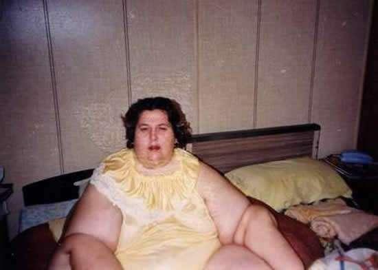 Rosalie Bradford record perdida de peso