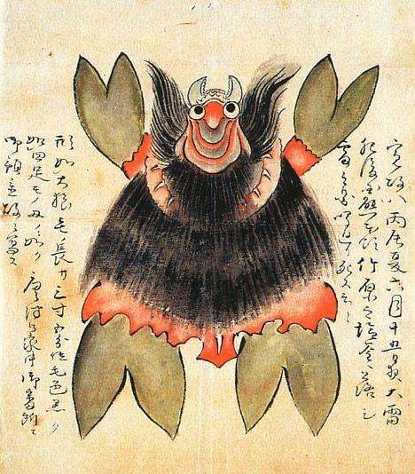 raijū ilustración 15 de junio 1796