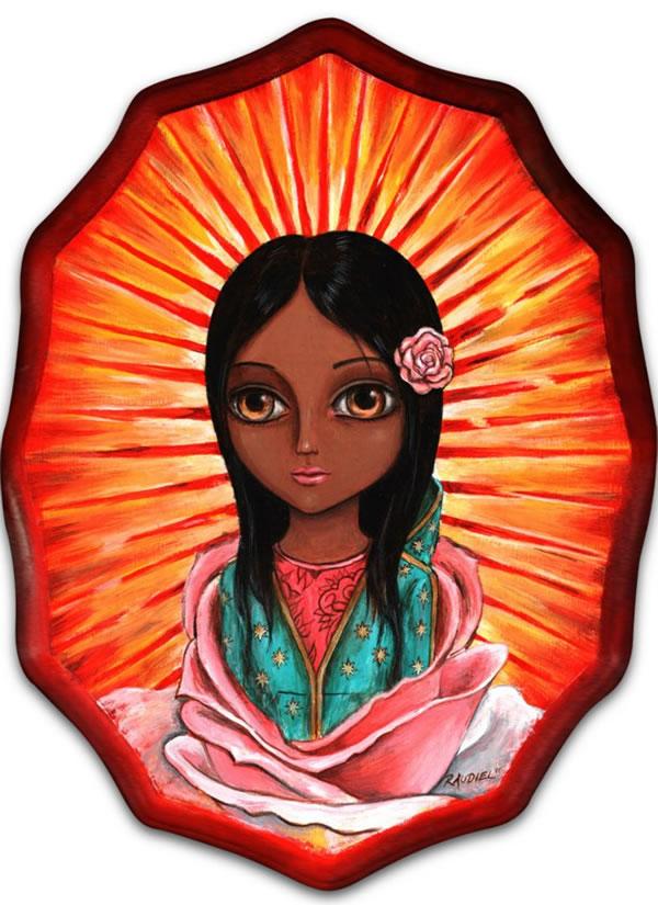 folclore mexicano Raudiel pinturas (3)