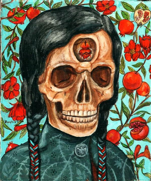 folclore mexicano Raudiel pinturas (2)