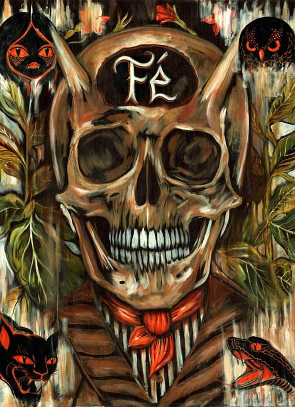 folclore mexicano Raudiel pinturas (1)