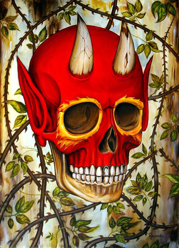 folclore mexicano Raudiel pinturas (5)