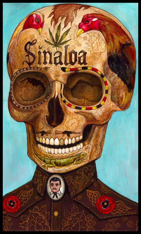 folclore mexicano Raudiel pinturas (10)