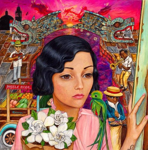 folclore mexicano Raudiel pinturas (11)