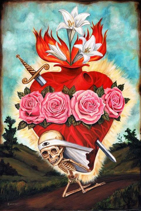 folclore mexicano Raudiel pinturas (16)