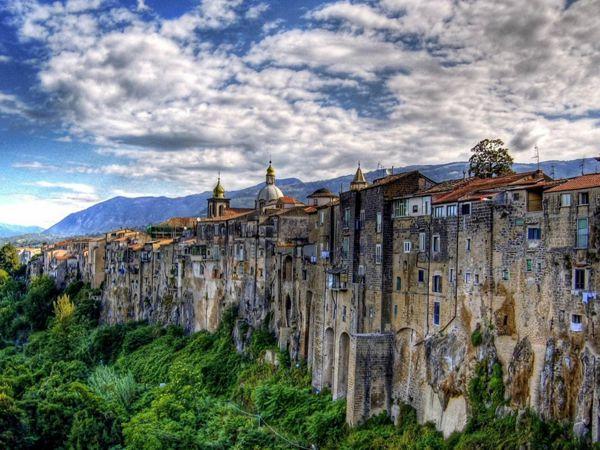 Sant'Agata de' Goti en Italia (5)