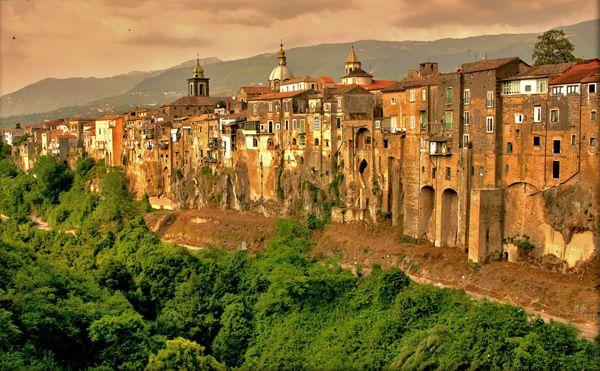 Sant'Agata de' Goti en Italia (4)