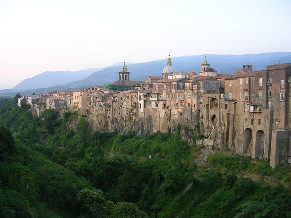 Sant'Agata de' Goti en Italia (1)