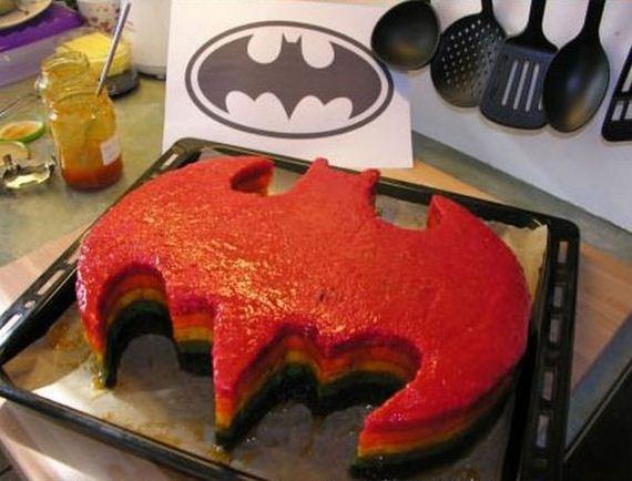 Pastel Batman Colores (4)