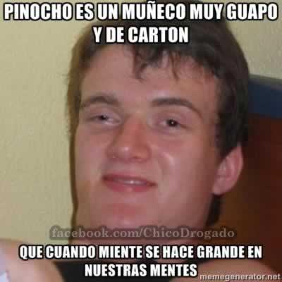 chico drogado meme (13)