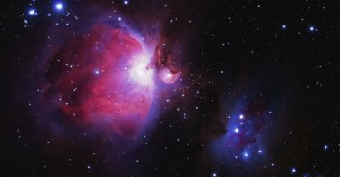 m42 nebulosa orion