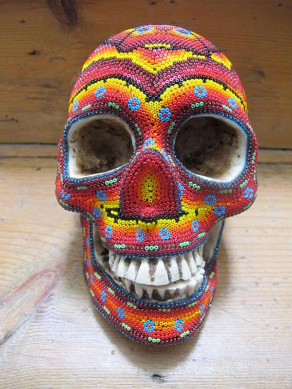 Craneos Huicholes por Our Exquisite Corpse (15)