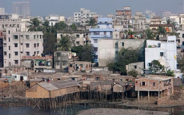 Dhaka Peores y mejores ciudades para vivir (8)
