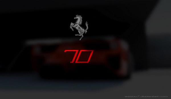 Ferrari F70 Concept por David Williams (5)