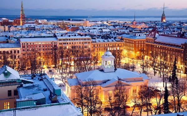 Helsinki - Las mejores y peores ciudades para vivir
