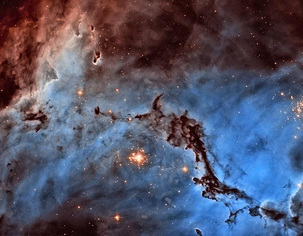 Hubble's hidden treasures (21)
