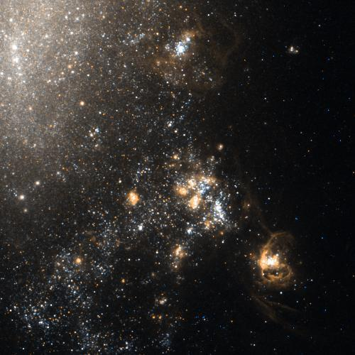 Hubble's hidden treasures (8)