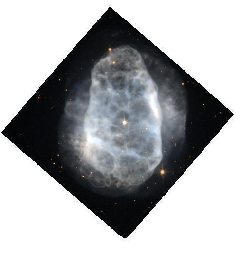 Hubble's hidden treasures (6)