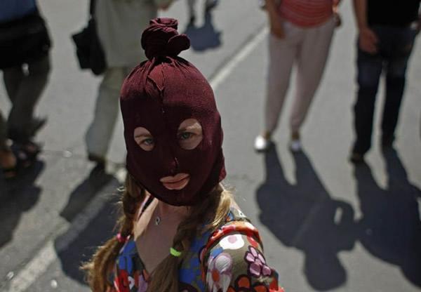 Pussy Riot manifestaciones (14)