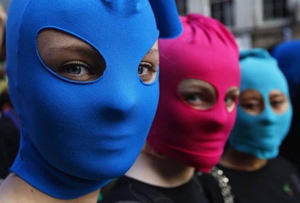 Pussy Riot manifestaciones (7)