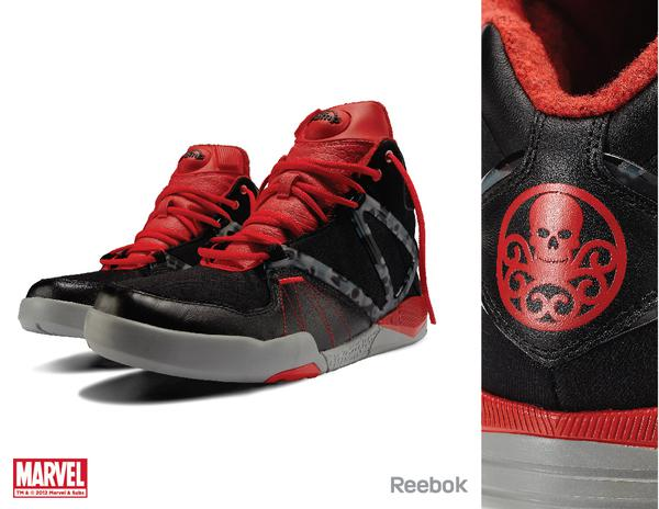 Reebok x Marvel shoes (9)