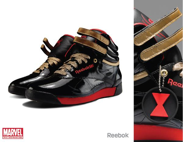 Reebok x Marvel shoes (7)