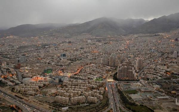Teherán Peores y mejores ciudades para vivir (2)
