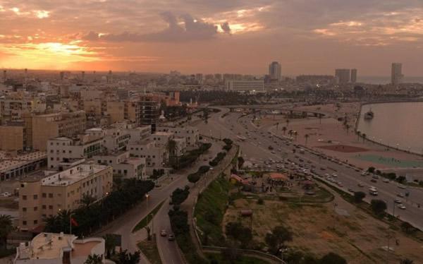 Trípoli Peores y mejores ciudades para vivir (1)