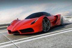 Ferrari F70 Concept por David Williams (1)