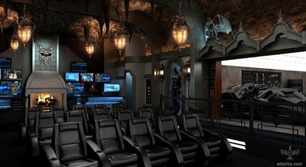 Cine en casa para fans de Batman (3)