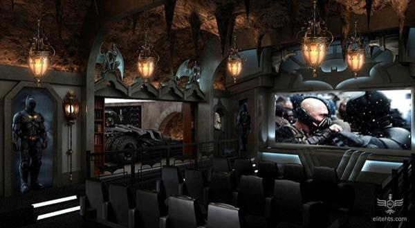 Cine en casa para fans de Batman (2)