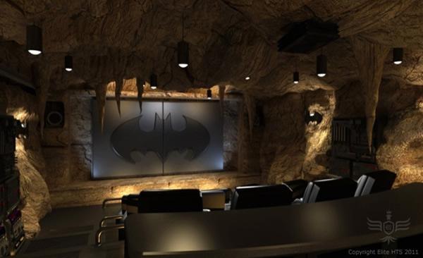 Cine en casa para fans de Batman (1)