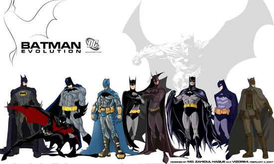 Batman Original Marcianos