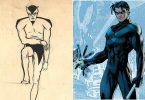 Batman frank foster 1932 - Robin (Nightwing)