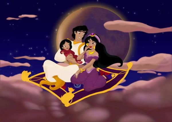 Familias de Disney (7)