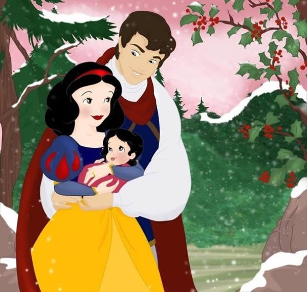 Familias de Disney (6)