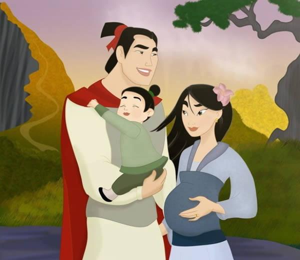 Familias de Disney (5)